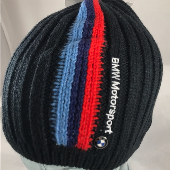 New Puma BMW Beanie Authentic 8d2edb01f23a